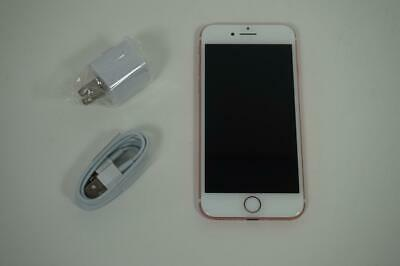 Used Working Rose Gold Apple iPhone 7 32GB A1778 AT&T Unlocked GSM Cell Phone