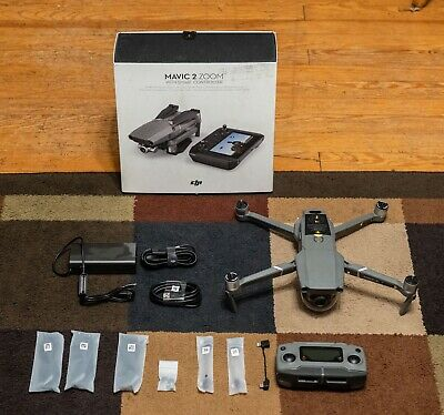 DJI Mavic 2 Zoom Drone with 4K Camera with ZOOM and 3-Axis Gimbal