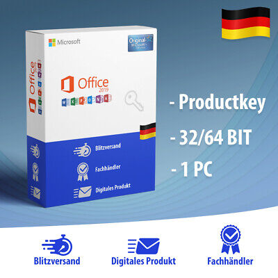 Microsoft Office Professional Plus 2019 Key Lizenzschlüssel/MS Office 2019 Pro