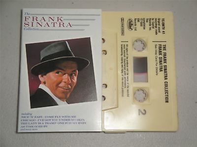 Frank Sinatra - The Collection - TC-EMTV 41 - Cassette Tape My Way
