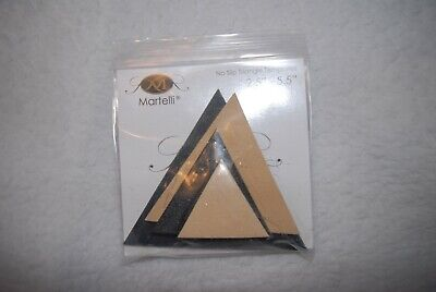 "Martelli No Slip Triangles 2.5"" -5.5"""