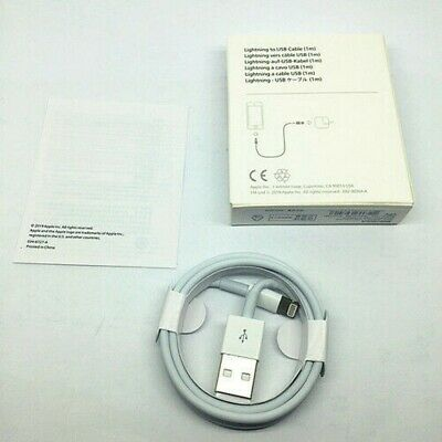 1M/3ft OEM Lightning USB Cable Charger for iPhone 5 6 6sp SE 7 8 Plus