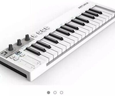 Arturia Keystep Keyboard Polyphonic Step Sequencing New In Box