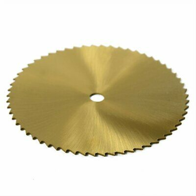 Cutting Wheel Disc 80mm Titanium Coated Grinding Grinder Rotary Tool Parts DC