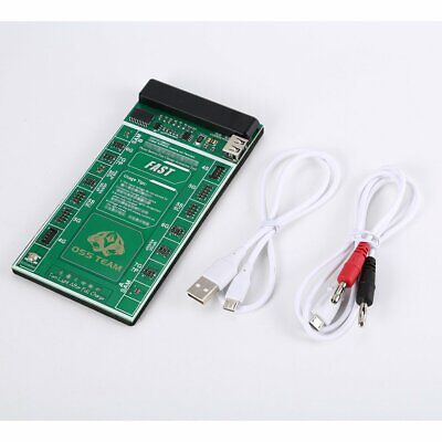 W208A + Power Current Test Battery Charge Activation Board for iPhone Samsung DC