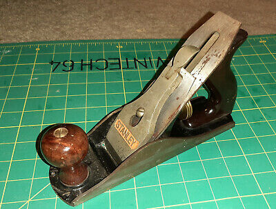1950 vintage Stanley Bailey No 4 Corrugated Plane / Great condition!