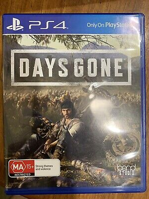 Days Gone PS4 (Like New)
