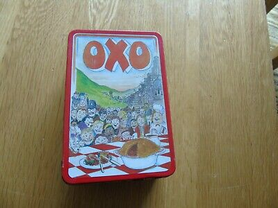 OXO Tin from 1992