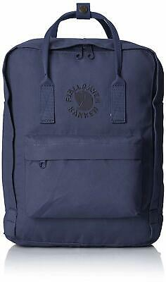 Fjallraven Re-Kanken Special Edition Recycled Backpack for Everyday Blue