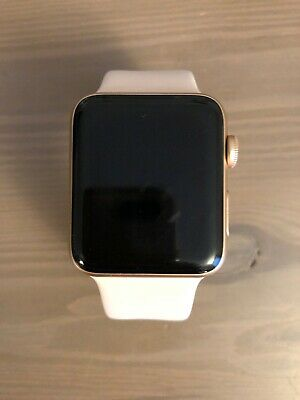 Apple 42mm Watch Series 3 Smartwatch - Rose gold With Pink Band