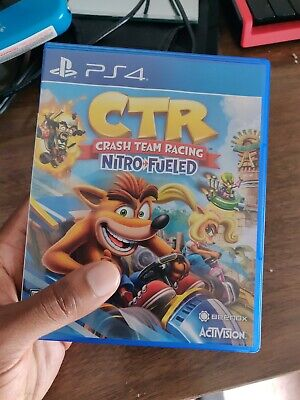 CTR Crash Team Racing [ Nitro Fueled ] (PS4)
