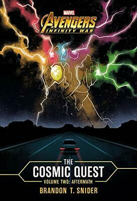 NEW - MARVEL's Avengers: Infinity War: The Cosmic Quest Volume Two: Aftermath