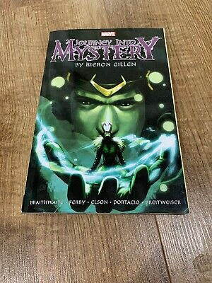 Journey Into Mystery Complete Collection Volume 1 Marvel Kieron Gillen