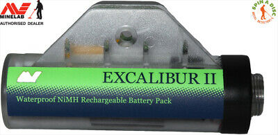 Minelab excalibur 2 rechargeable NiMH  battery pack