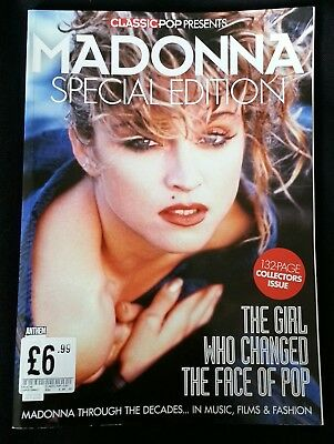 Classic Pop Presents Madonna Special Edition Magazine .. Madame X Christmas Gift