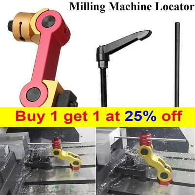 Mill Machines Diamond Dresser Vise Part  Positioning Fixture Work Stop Locator