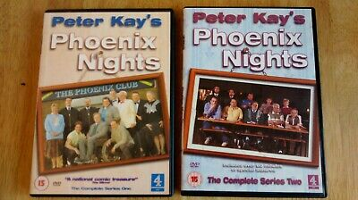 8 Peter Kay DVDs Phoenix Nights/the thing/live bolton/blackpool/manchester/etc