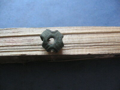 """Sword Decoration "" Ancient Celtic Bronze Warriors Artifact 500-300 B.c."