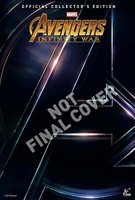 NEW - Avengers: Infinity War - The Official Movie Special Book by Titan