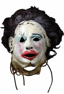Authentic TEXAS CHAINSAW MASSACRE Leatherface Pretty Woman Mask NEW