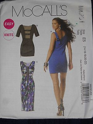 MCCALL'S MISSES MATERNITY Clothing Sewing Patterns ~ Uncut