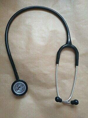 Littmann Stethoscope Classic II SE Excellent Condition refurbished black