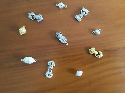 Set Of 10 Magnetic Clasps (12)