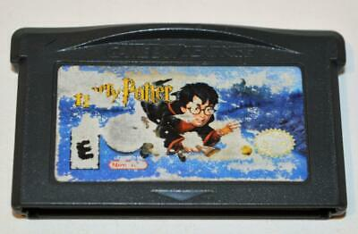 **Harry Potter And The Sorcerer's Stone Nintendo Gameboy Advance Sp Gba