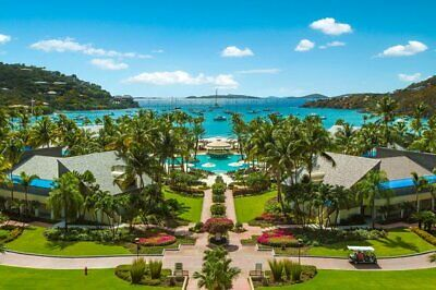95,700 Star Options  Beautiful Westin St. John Virgin Grand Villas USVI