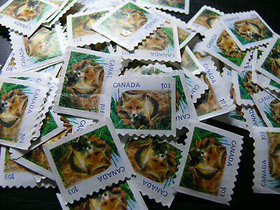 Uncancelled stamps no gum (lot of 200 x $1.03 ) Total face value of $206