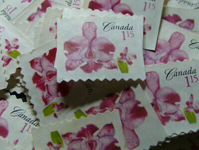Uncancelled stamps no gum (lot of 200 x $1.15 ) Total face value of $230