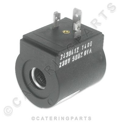 Moorwood Vulcan 927594-03 Gas Inlet Solenoid Valve Coil 230V Convection Oven