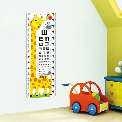 Stickers Wall Sticker For Kids Rooms Height Chart Wall Ruler Stickers/_Home Q1X9