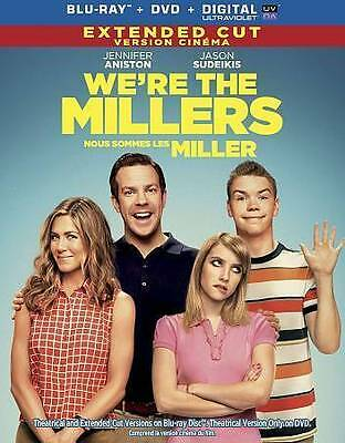 We're the Millers (Blu-ray/DVD, 2013, 2-Disc Set, Canadian) No Reserve!!!!