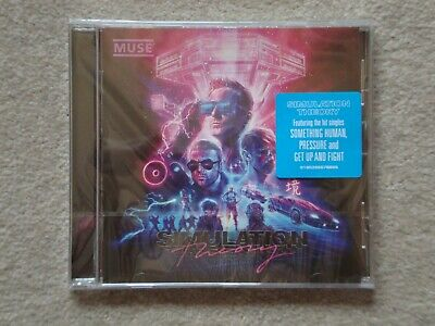 Muse - Simulation Theory - New And Sealed