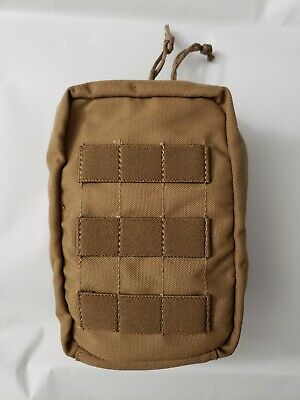USGI US Marines Military Coyote Tan Molle AN/PVS-14 MNVD Pouch Padded Optic Case