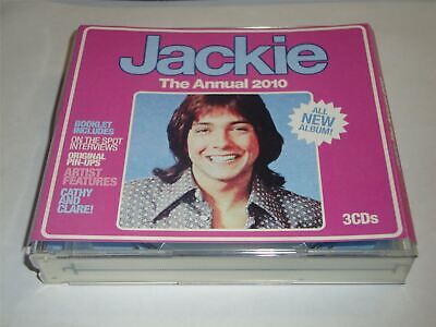 Jackie: The Annual 2010 - Various Artists  CD Album