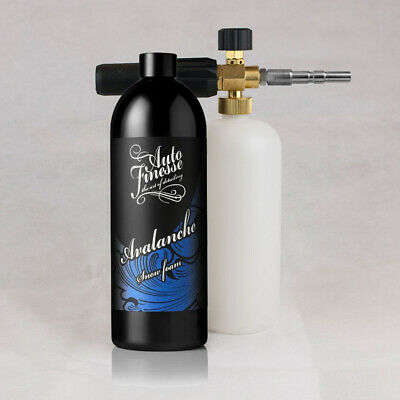 Blok 51 – Snow Foam Lance Nilfisk Quick Release With Auto Finesse Avalanche S...