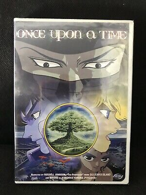 Once Upon A Time (2004) DVD BRAND NEW/SEALED RARE/OOP
