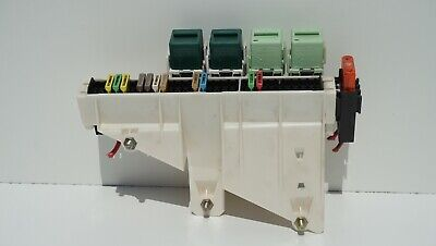 1994 - 2001 BMW E38 7 Series Trunk Fuse Junction Relay Box OEM