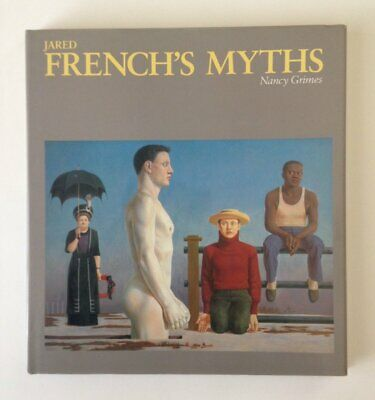Gay interest art book Jared French's Myths (Essential Painting) Hardcover
