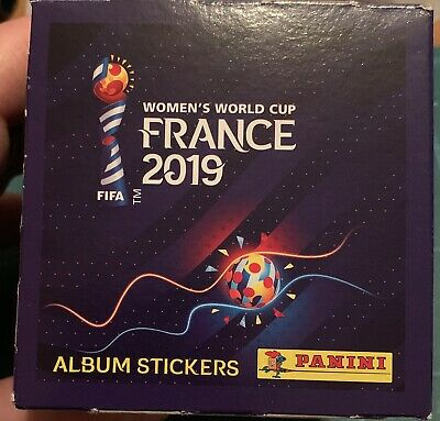 Women's World Cup 2019 Panini stickers, Pick Any 12 For £1