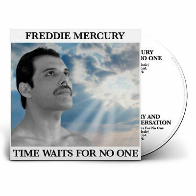 FREDDIE MERCURY - TIME WAITS FOR NO ONE - CD SINGLE  QUEEN [Pre-order]