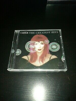 CHER : The Greatest Hits - ( 1999 ) - Best Of - CD - Sehr Gut