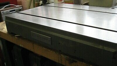 Rank Taylor Hobson Engineers Surface Table Cast Iron With Optional Height Gauge