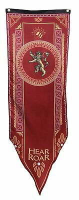 "Calhoun Game of Thrones House Lannister House Sigil Tournament Banner 19"" by 60"""