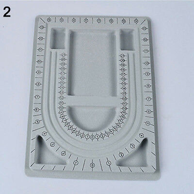 VARIOUS Bead Board Bracelet Necklace Beading Tray Jewelry Design Making Toll