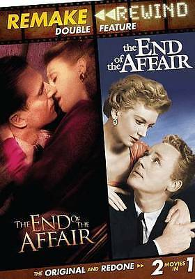 NO CASE The End of the Affair (1955) The End of the Affair (1999) DVD & Cover