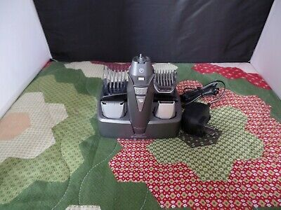 Philips Norelco G380 set with oranizer and attachments