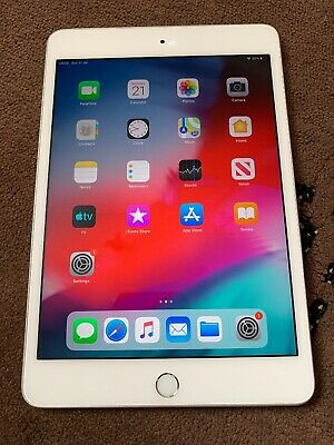 Apple iPad mini 4 16GB, Wi-Fi, 7.9in - Silver (2156)